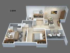 2 BHK Apartment for Sale in Wagholi @ 29 Lakhs