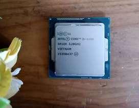 Paket i5 4460 Haswell Quad Core + MSI H81 USB3 Sata3 Render Gaming PES