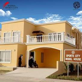 Luxury Villa  Sport city 350 Sq. Yard for Sale in Bahria Town Karachi