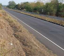 Highway tuch & all sindudurg plots available