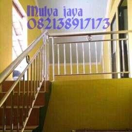 Tangga&balkon stenliss