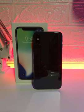 iPhone x (128gb) available with all accessories and all color are avai