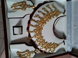 Arabic Jewellery set..