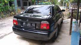 Suzuki Baleno DX 2002 AB manual