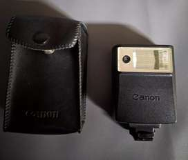 Flash Camera Analog Canon