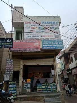 Shop for rent...Superblocation...main market... New subji mundi rewari