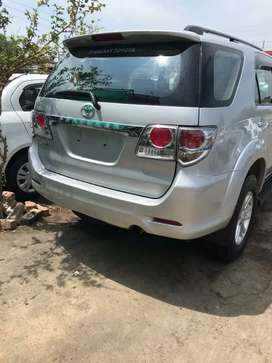 Toyota fortuner 2013 model well maintained