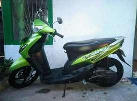 Yamaha mio 2011