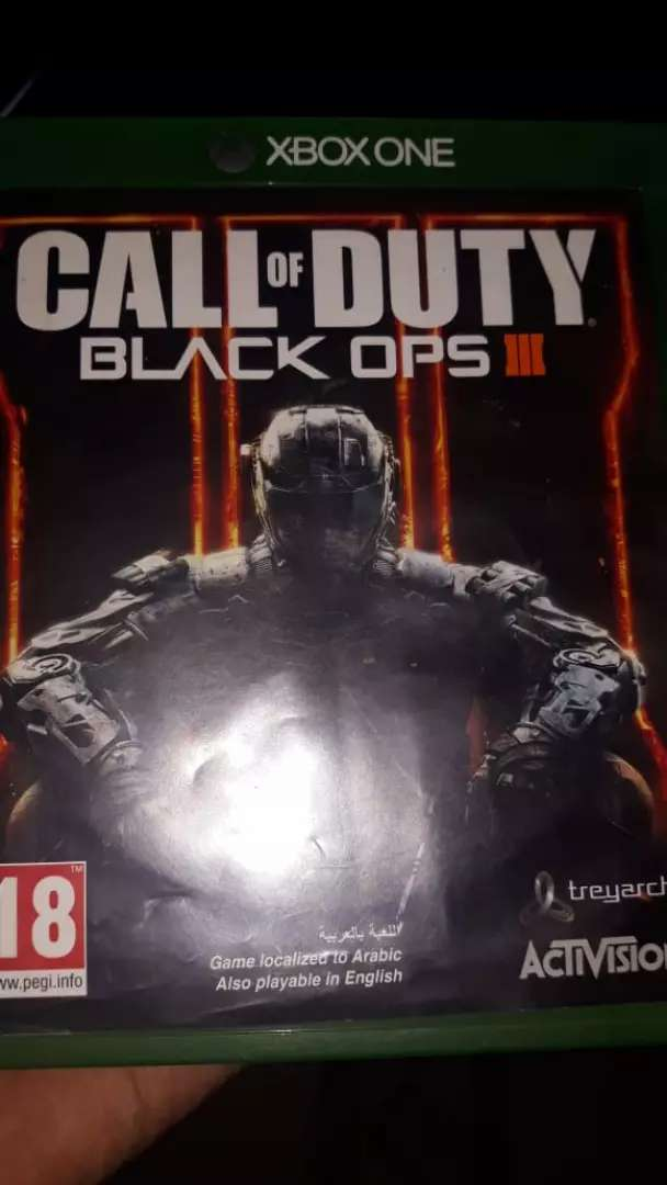 Call of duty Black ops 3 (xbox one) 0