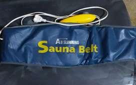 Ab slimming Sauna belt