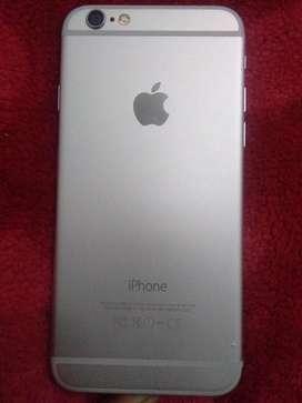 I phone 6 ( showroom condition mobile ) bill box earphone