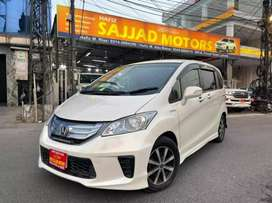 Honda Freed Hybrid Just Selection Package 4 Grade Verifiable