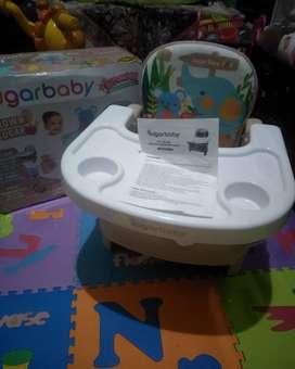 Bangku Makan Bayi Sugar Baby Booster Seat
