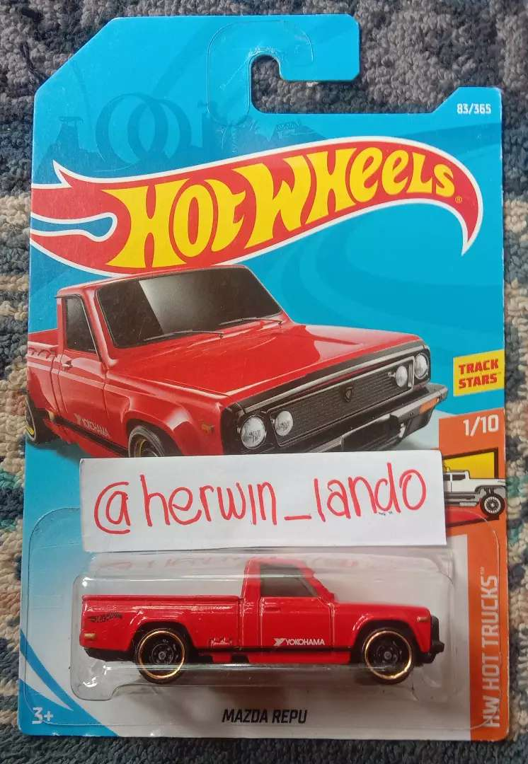Sale Kolpri Hotwheels Mazda