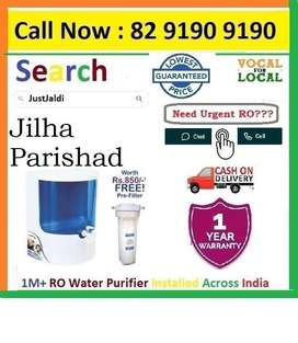 Jilha Parishad Dolphin RO Water Filter Water Purifier  Cash On Deliver