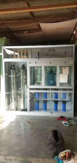 Mesin air minum isi ulang promo murah