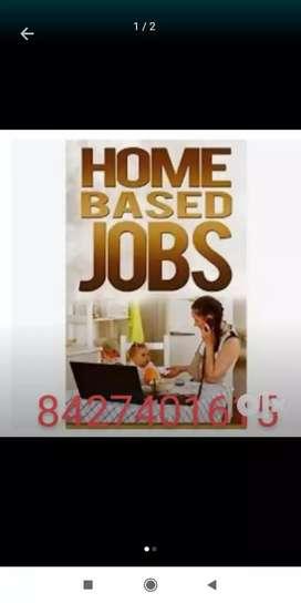 Part time job is knocking your door