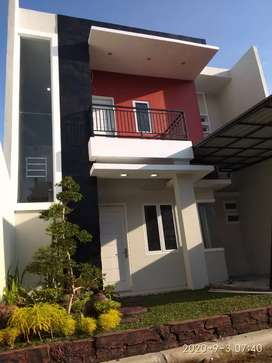 Rumah mewah cluster