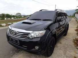 Di jual fortuner VNT TURBO