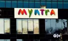 Myntra process hiring for Sales, Backend and BPO/ CCE positions