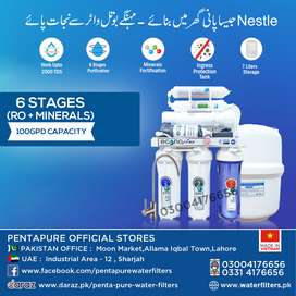 Econoplus Ro plant with Mineral - 6 Stages Ro Water Filter Plant