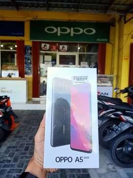 Oppo A5 2020 3/64gb garansi 1 tahun