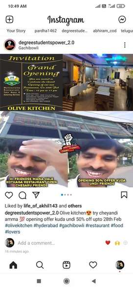 Olive Kitchen