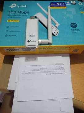 TP Link TL WN722N (wifi PC)