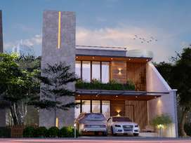 Villas for affordable price at Athani - Mekkad