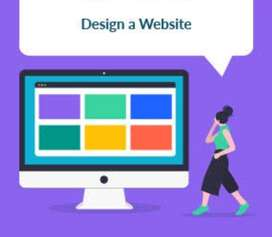 Female web designers,developers freshers,experienced can work remotely