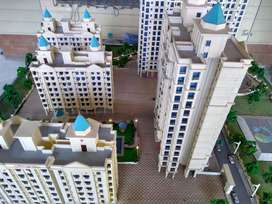 Affordable price with luxurious ameneties in TMC complex mumbra