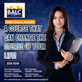 Job Oriented Course BALC