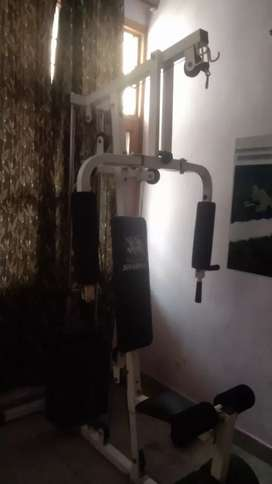 Multi gym and multi bench brand new