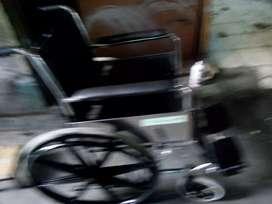 kursi roda bekas siap pakai pelek racing 730