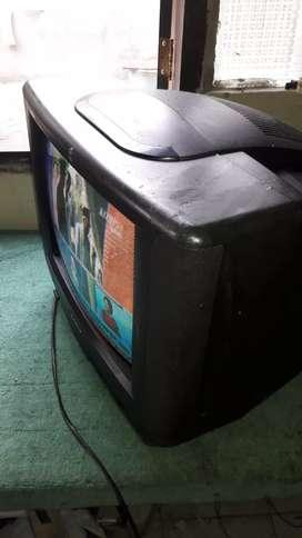 Tv 14 inch merk goldstar normal siap pakai tanpa kendala