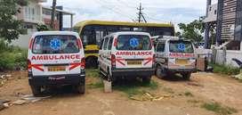 Maruti Suzuki Eeco Ambulance Petrol AC Plus HTR, 2014, Petrol
