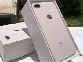 Mind blowing condition of Apple I phone 8+ is available