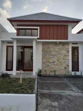 Rumah Minimalis Semi Villa