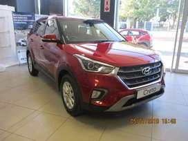 Hyundai Creta 1.6 E Plus, 2019, Diesel