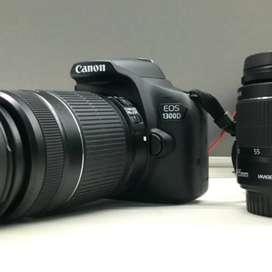 Canon 1300 d dslr