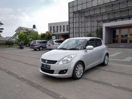 SWIFT GX AT 2013 SILVER // TERMURAH
