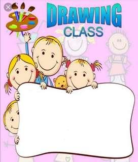 Drawing teacher