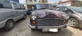 Modified ambassador well maintained