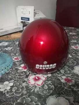 New branded helmet