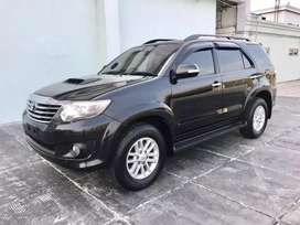 Toyota Fortuner 2.5 VNT AT 2012