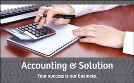 Need accountant having knowledge of tally and gst