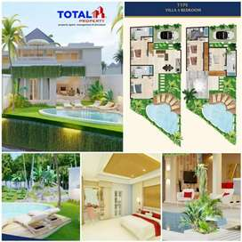 Dijual Villa Residence Strategis +Pool Mulai 1 M-an @Canggu, Badung