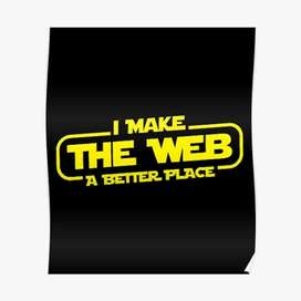 I will creat business website, blog or online store for you perfectly
