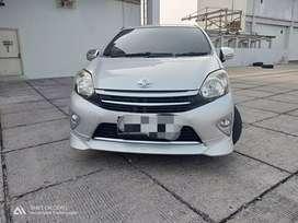 Toyota agya g 2013 trd