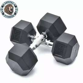 Dumbbells,Plates,Bench,Squat rack and all gym machines available